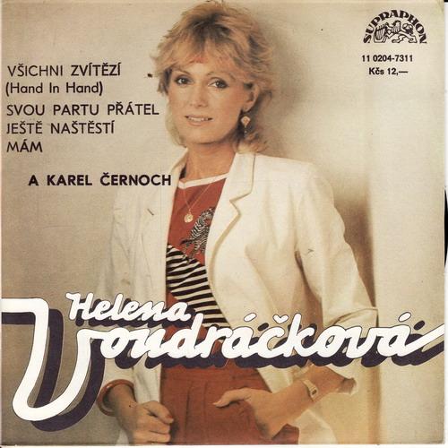 SP Helena Vondráčková, Karel Černoch, 1989