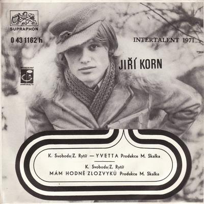 SP Jiří Korn, 1971 Yvetta
