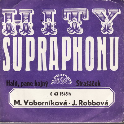 SP Miluška Voborníková, Jana Robová, 1973 Haló, pane hajný