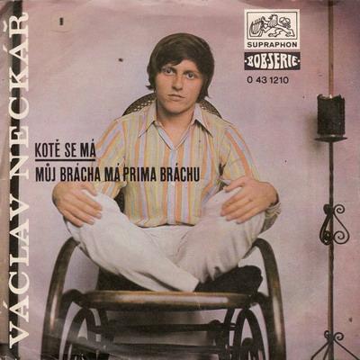 SP Václav Neckář, 1971 Kotě se má