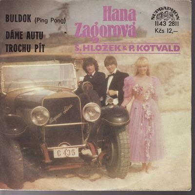 SP Hana Zagorová, 1983 Buldok