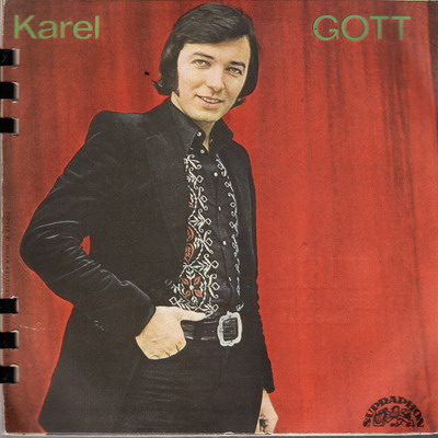 SP Karel Gott, 4album, 1972