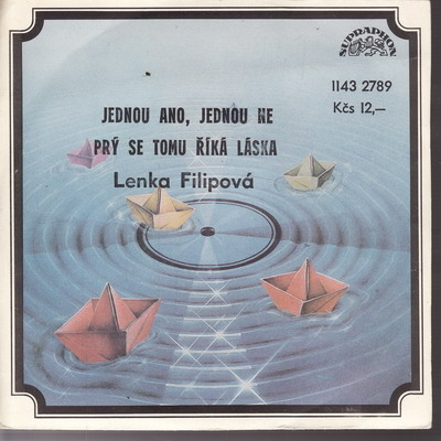 SP Lenka Filipová, 1983 Jednou ano, jednou ne