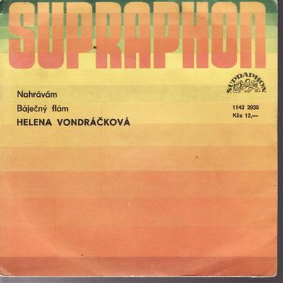SP Helena Vondráčková, 1984 Nahrávám