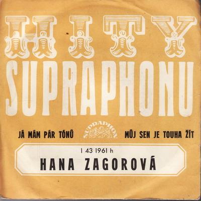 SP Hana Zagorová, 1976 Já mám pár tónů