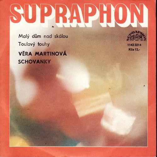 SP Věra Martinová, Schovanky, 1986 Malý dům nad skálou