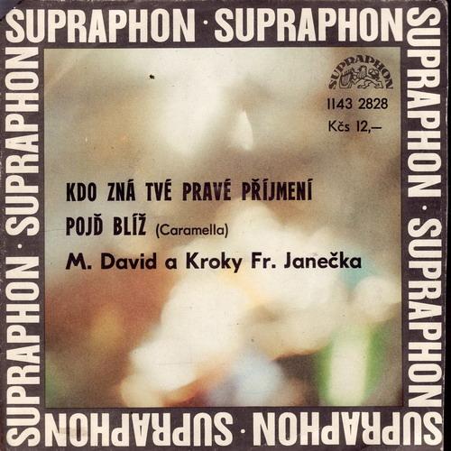 SP Michal David, Kroky, 1984 Kdo zná tvé pravé příjmení