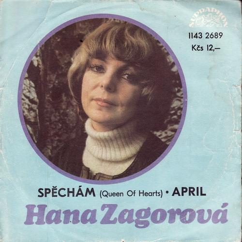 SP Hana Zagorová, 1983 Spěchám
