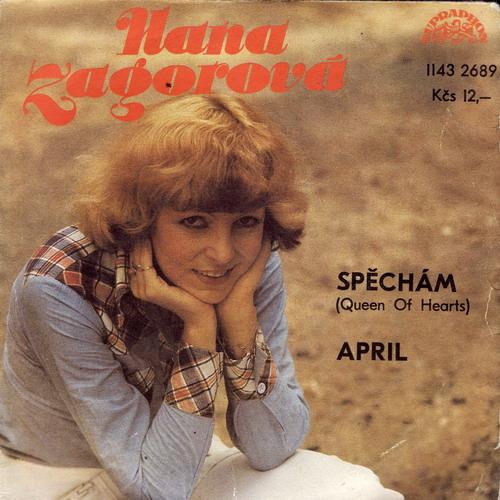SP Hana Zagorová, 1983, Spěchám