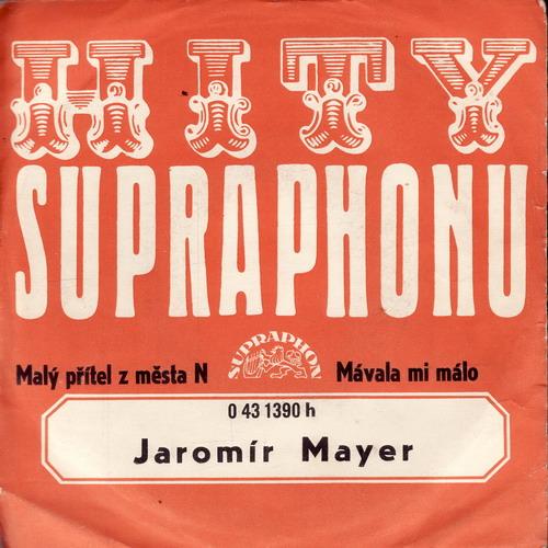 SP Jaromír Mayer, 1972 Malý přítel z města N