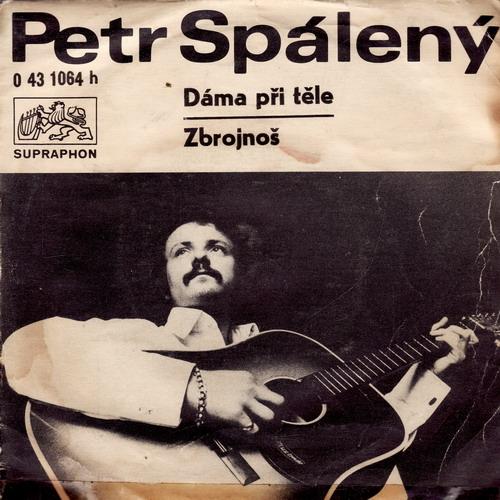 SP Petr Spálený, 1970 Dáma při těle