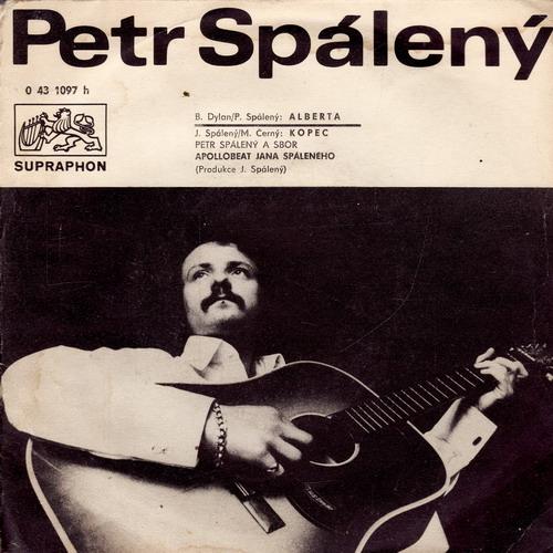 SP Petr Spálený, 1970 Alberta