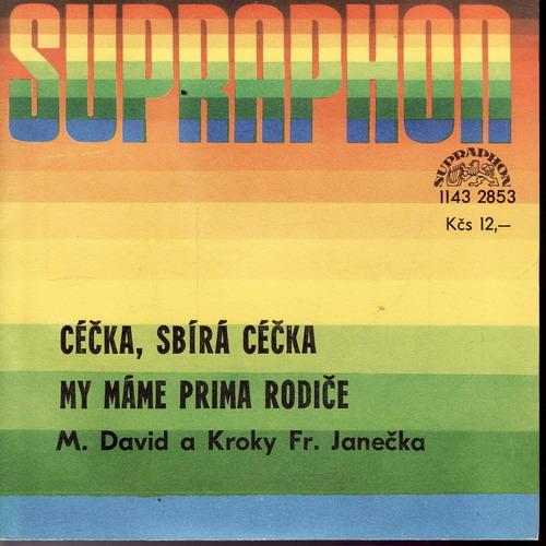 SP Michal David, 1984 Céčka, sbírá céčka