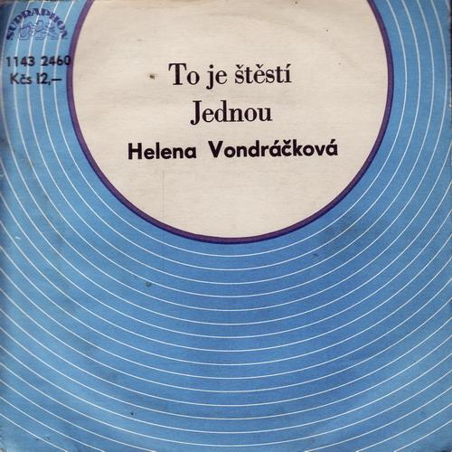 SP Helena Vondráčková, 1980 To je štěstí