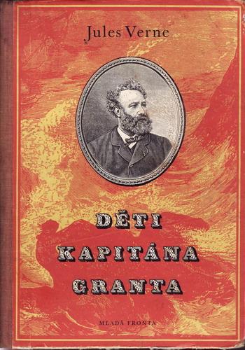 Děti kapitána Granta / Jules Verne, 1964