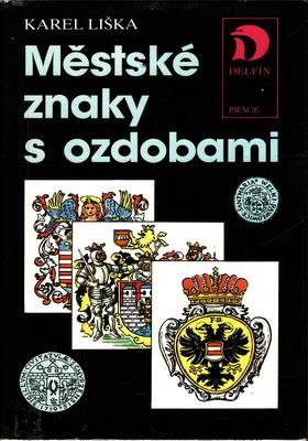 Městské znaky s ozdobami / Karel Liška, 1989