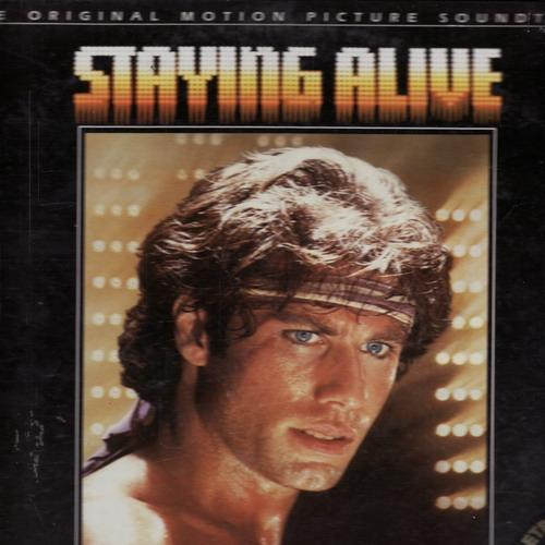 LP John Travolta, Staving Alive, 1984