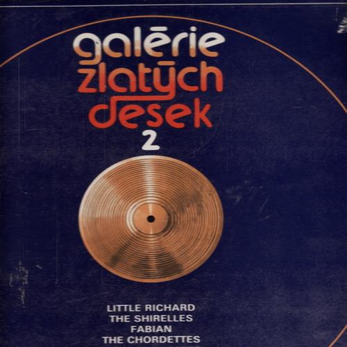 LP Galerie Zlatých desek II., 1985