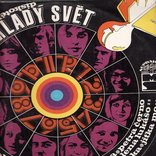 LP 12 Pro Mladý Svět, 1972