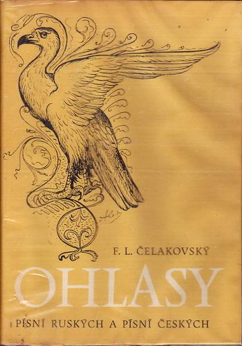 Ohlasy písní ruských a písní českých / F.L.Čelakovský, 1959