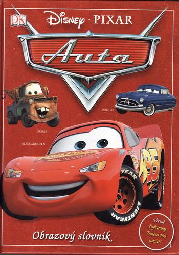 Auta - Obrazový slovník / Disney, Pixar, 2006
