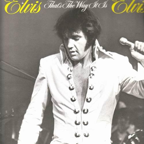 LP Elvis Presley, That´s The Way It Is, 1970