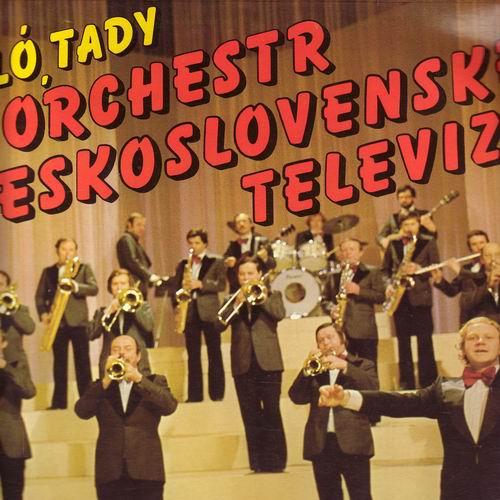 LP Haló, rady orchestr československé televize, 1980
