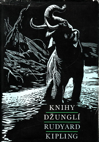 Knihy džunglí / Rudyard Kipling, 1974