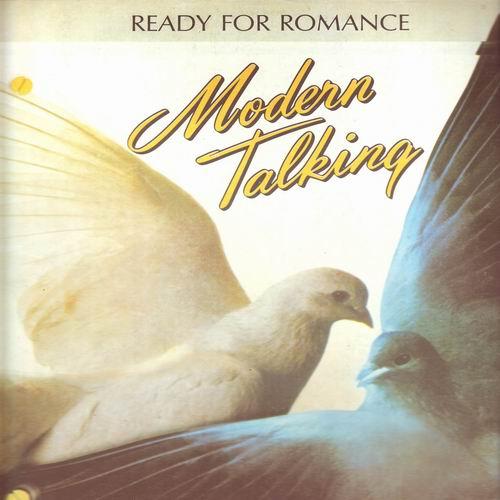 LP Modern Talking, Ready For Romance, 1986