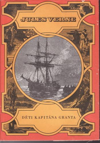 Děti kapitána Granta / Jules Verne, 1989