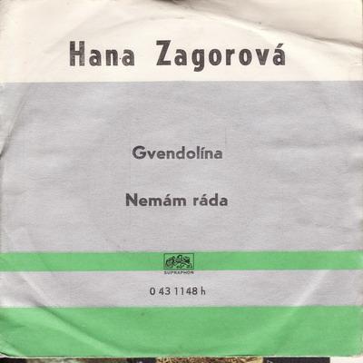 SP Hana Zagorová, 1971, Gvendolína