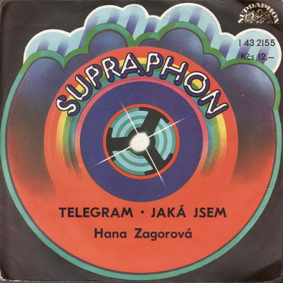SP Hana Zagorová, 1977, Telegram