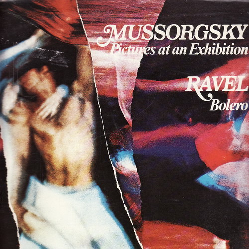 LP Mussorgsky, Pictures at an Exhibition, 1987