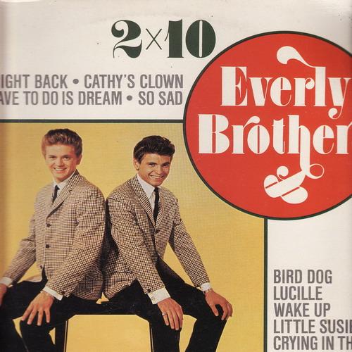 LP 2x10 Everly Brothers, Konec jedné éry, 1982