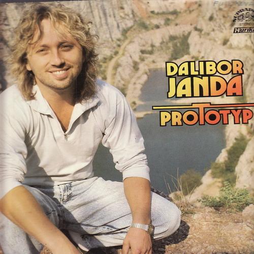 LP Dalibor Janda, Jen ty samotná a já, 1990