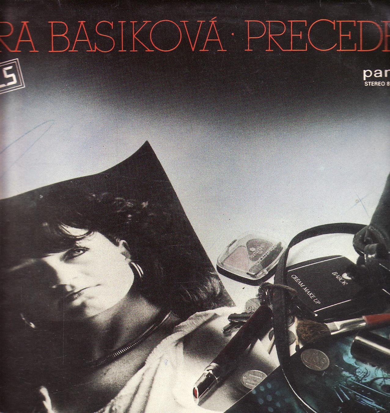 LP Precedens, Bára Basiková, Doba ledová, 1987
