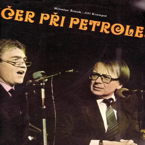 LP Večer při petrolejce, Miloslav Šimek, Jiří Krampol, 1988