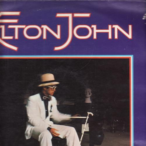 LP Elton John, 1978