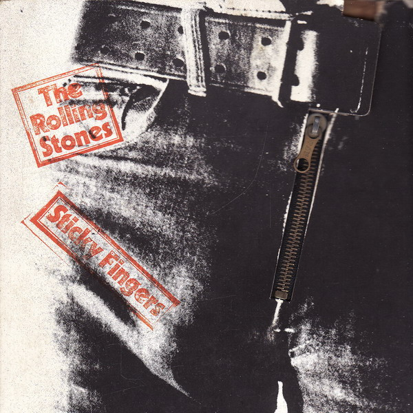 LP The Rolling Stones, Sticky Fingers, 1971