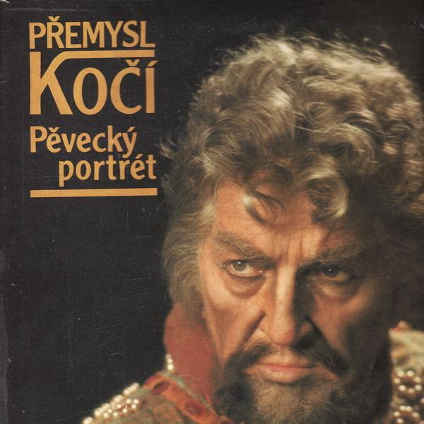 LP Přemysl Kočí, pěvecký portrét, 1988