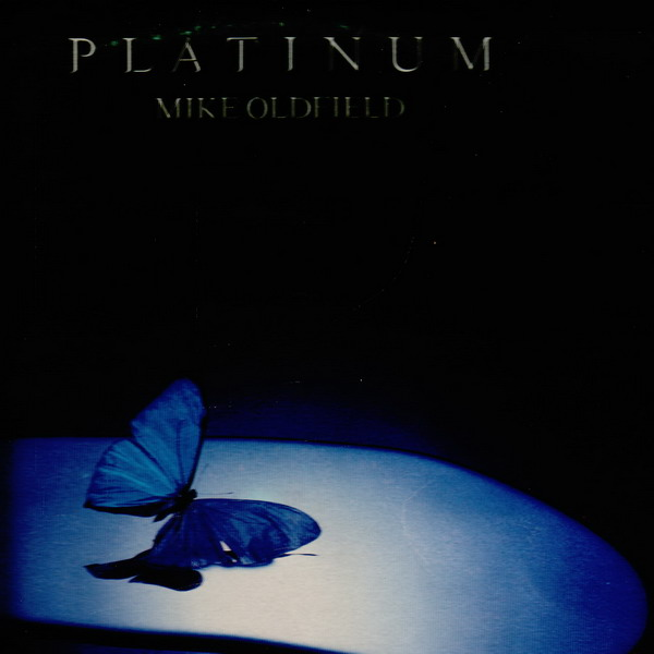 LP Mike Oldfield, Platinum, 1974