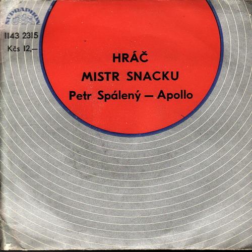 SP Petr Spálený, Apollo, 1979, Hráč