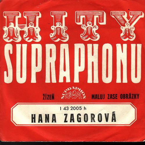 SP Hana Zagorová, 1976, Žízeň