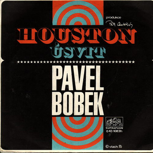 SP Pavel Bobek, 1970, Houston