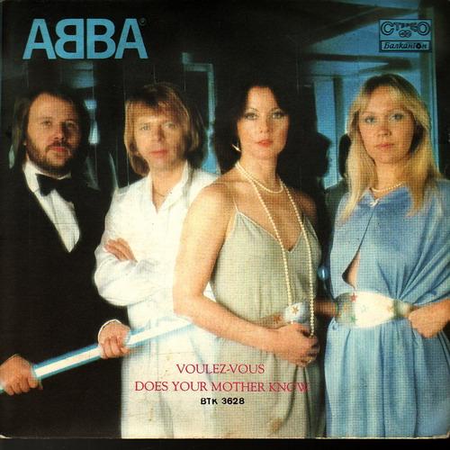 SP ABBA, Voulez - Vous