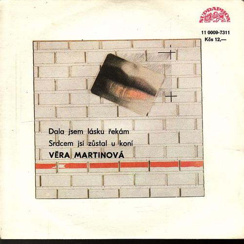SP Věra Martinová, 1987, Dala jsem lásku řekám