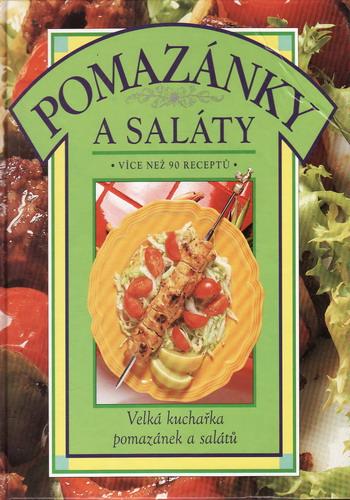 Pomazánky a saláty / př. Eva Klimentová, 1994