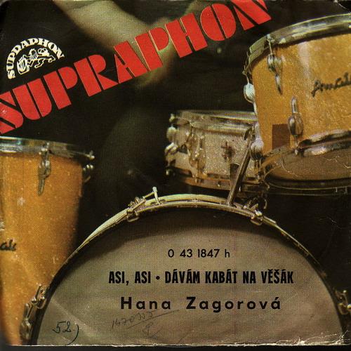 SP Hana Zagorová, 1975, Asi, asi