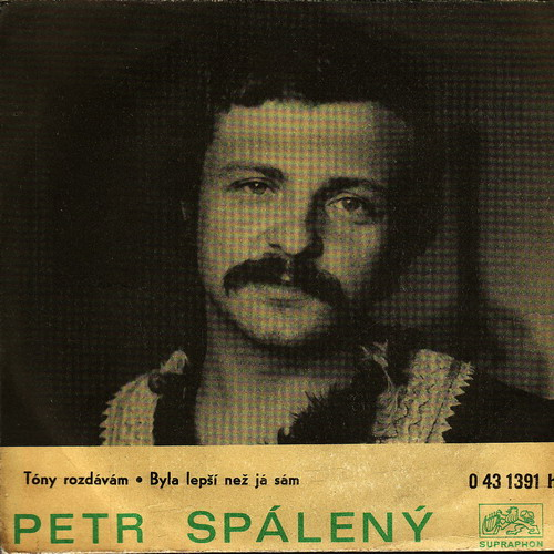 SP Petr Spálený, 1972, Tóny rozdávám