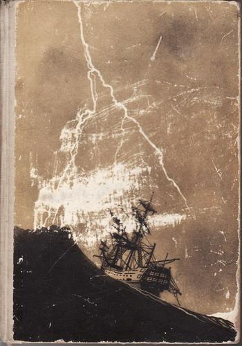 Robinson Crusoe / Daniel Defoe, ilustrace Zdeněk Burian, 1956, 1. vydání